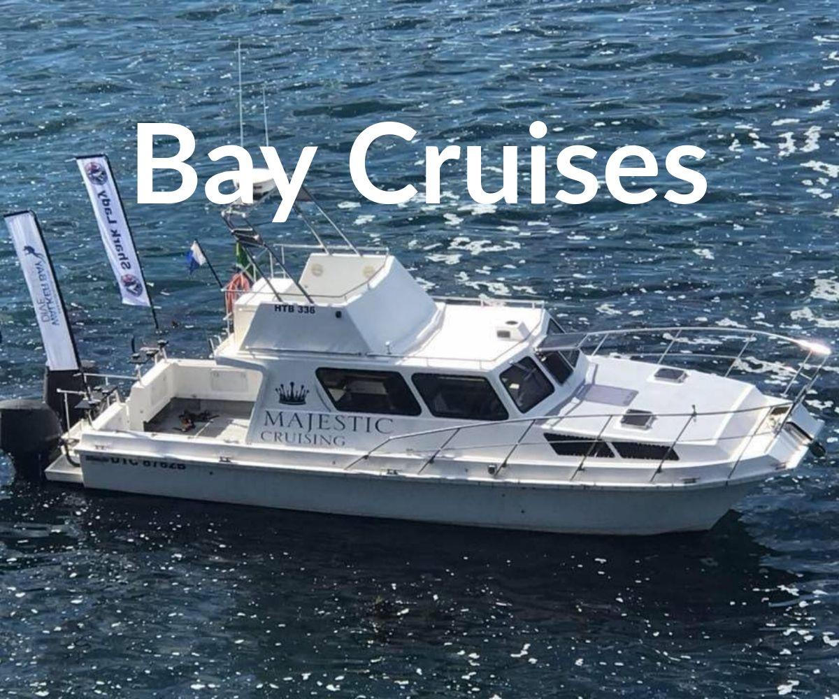 Majestic Cruising | Harbor Cruises